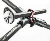 Manfrotto Tripod MT055XPRO3 055 Carbon Fibre 3-S