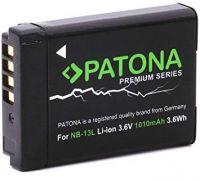 Patona Baterija NB-13L Premium