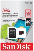 SanDisk SDXC 128GB Ultra 80mb/s 533x (SDSDUNC-128G)