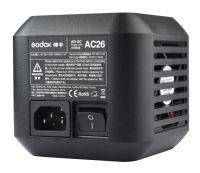 Godox AD600 Pro AC adapter AC26