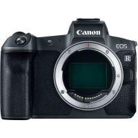 Canon EOS R + EF-EOS R Mount Adapter