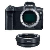 Canon EOS R  Telo sa adapterom EF-EOS R