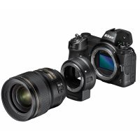 Nikon  Z7 + FTZ Mount Adapter