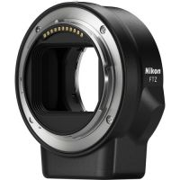 Nikon  Z7 + FTZ Mount Adapter