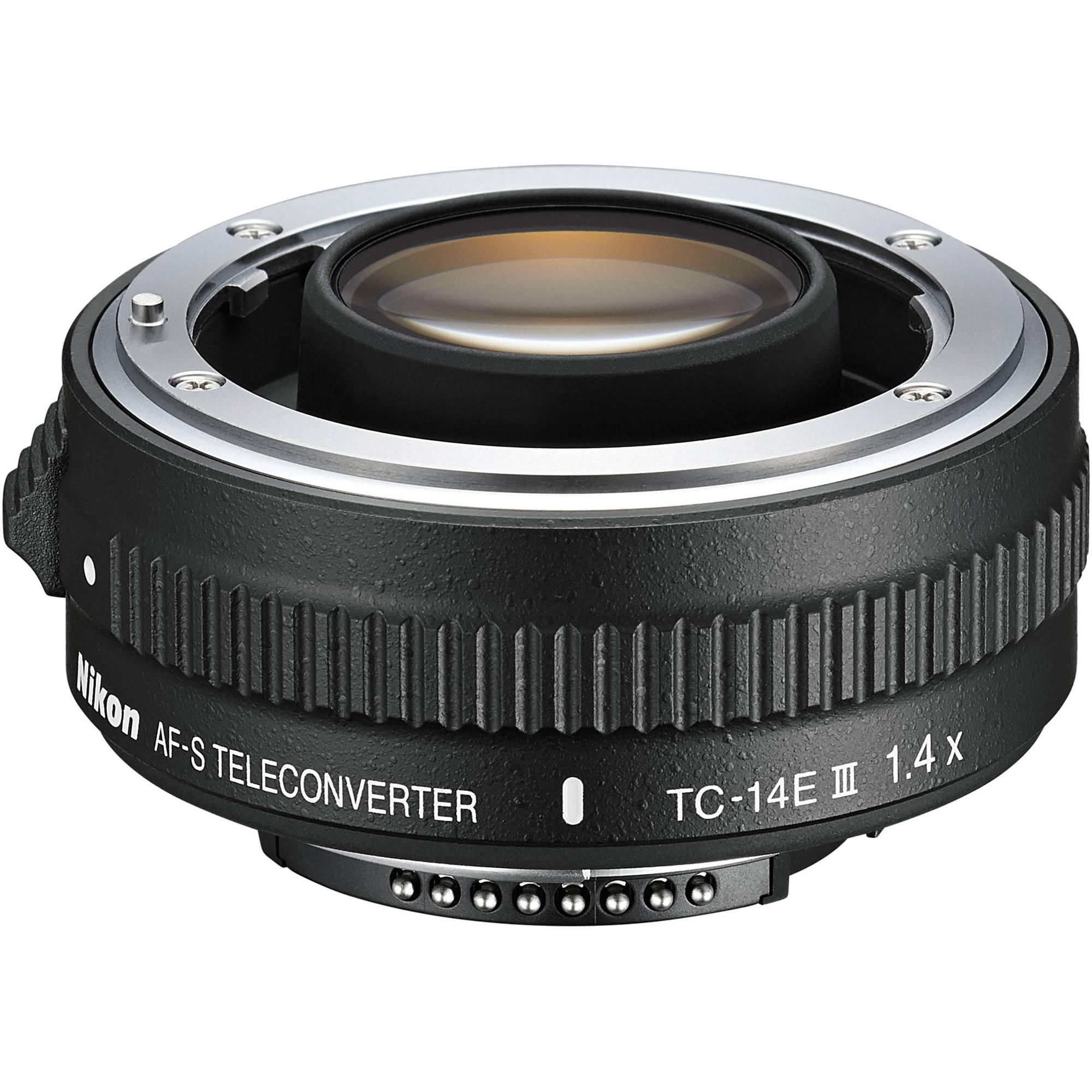 Pingwen  AF-S Teleconverter TC-14E III | Nikon 1.4x Teleconverter for AF-S