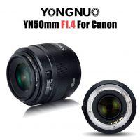Yongnuo YN50mm F1.4 Standard Prime