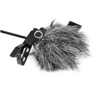 Boya BY-B05 Fur Windshield for Lavalier Microphones