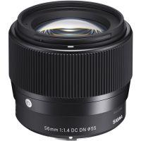 Sigma 56mm f/1.4 DC DN Contemporary Sony E-mount / MFT * 5 godina garancija *