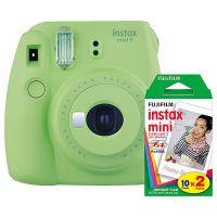 Fujifilm Instax Mini 9 + duplo pakovane filma