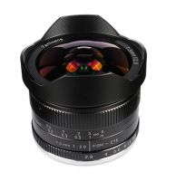 7Artisans 7.5mm F/2.8 APS-C Fisheye Fixed Lens (Sony E-mount / Fuji X-mount)