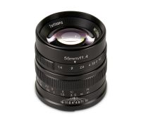 7Artisans 55mm F/1.4 APS-C Manual Fixed Lens (Sony E-mount / Fuji X-mount)