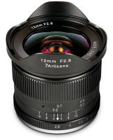 7Artisans 12mm F/2.8 APS-C Fixed Lens (Sony E-mount / Fuji X-mount)