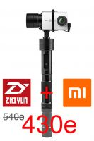 Zhiyun Evolution + Xiaomi YI II 4K kamera KIT