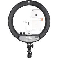 Nanguang Venus V24C LED Ring Light (with mirror, phone holder, carring bag)