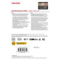 SanDisk SDXC 64GB Extreme Pro 170MB/s (SDSDXXY-064G)