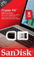 SanDisk Cruzer Fit 8GB Usb flash drive