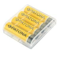Patona Ni-Mh baterije 4xAA 2450mAh LR6