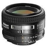 AF 50mm f/1.4D