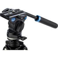 Benro TSL08AS2CSH Slim Video Tripod Kit (Aluminum)