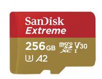 SanDisk Micro SDXC 256GB Extreme 160MB/s (SDSQXA1-256G)