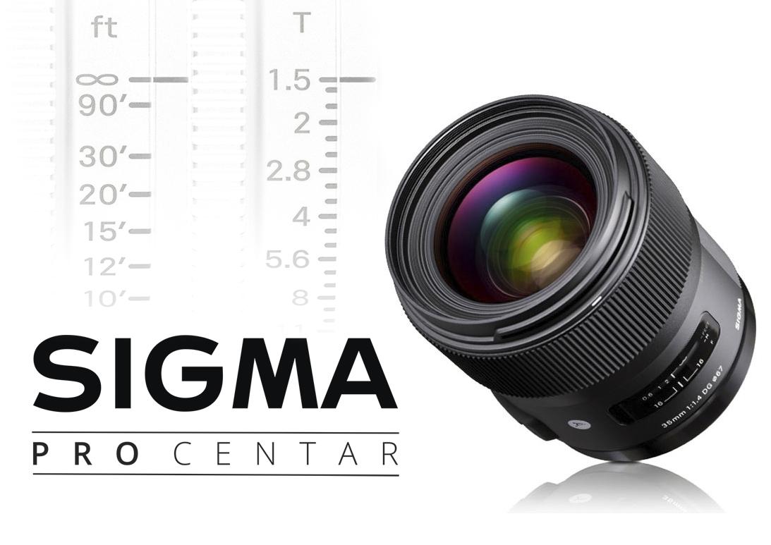 Sigma SIGMA PRO CENTAR