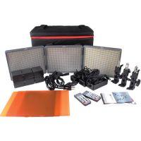 Aputure Amaran HR672 WWS KIT sa tri LED panela