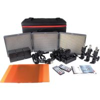 Aputure Amaran HR672 SSW KIT sa tri LED panela