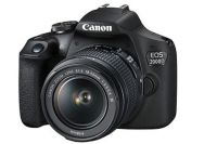 Canon EOS 2000D DSLR & 18-55mm III
