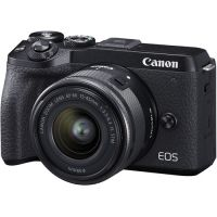 Canon EOS M6 Mark II KIT 15-45mm f/3.5-6.3 IS STM