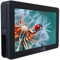 Manfrotto MVK608TWINMA + Small HD FOCUS monitor (NITROTECH 608 fluid video head and the MVTTWINMA aluminium twin leg)