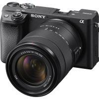 Sony a6400 + E 18-135mm f/3.5-5.6 OSS