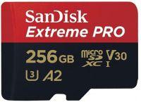SanDisk Micro SDXC 256GB Extreme PRO 170MB/s (SDSQXCZ-256G)
