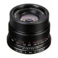 7Artisans Photoelectric 35mm f/2 (Sony E-mount / Fuji X-mount)