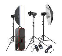 Godox E300-D Photo Studio 3kit