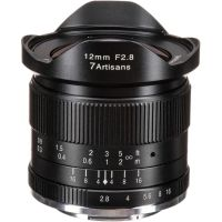 7Artisans 12mm F/2.8 APS-C Fixed Lens Canon M