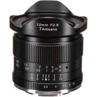 7Artisans 7.5mm F/2.8 APS-C Fisheye Canon EF-M